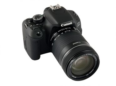 Canon 600d объектив 18-135 в Бишкек