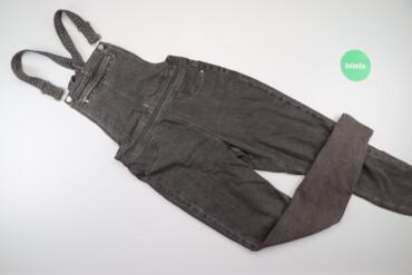 Жіночий джинсовий комбінезон Divided H&M    Довжина: 143 см Довжин