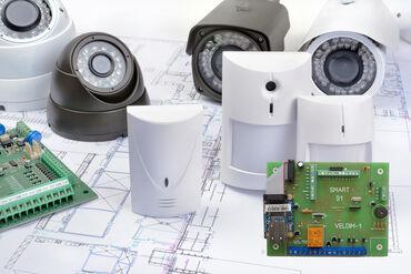 Охраннопожарные сигнализации | Офисы, Квартиры, Дома | Установка, Подключение