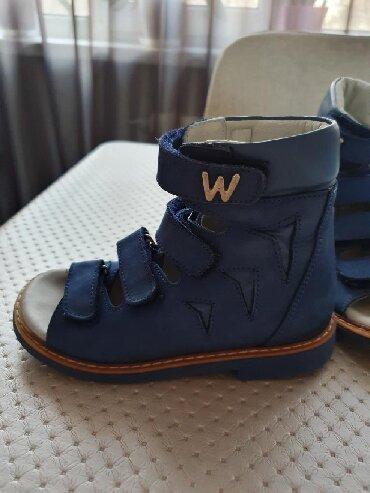 берцы американские в Кыргызстан: Ортопедическая обувь 29размера.состояние отличное,носили пару