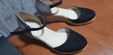 Platforma cipele broj - Srbija: Cipele nove br 38 Preudobne. meni velike