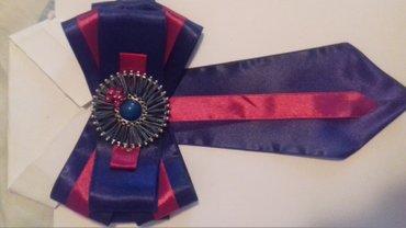 Broš mašne od satena za košulju,šal ili sako - Jagodina - slika 4