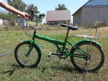 Детский мир - Кок-Ой: Велосипед подростковое в хорошем состоянии производство Германия .350
