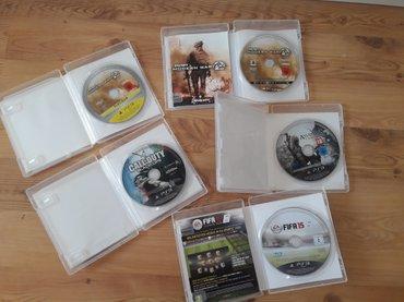 prodajem igrice za sony playstation 3, original - Beograd - slika 7