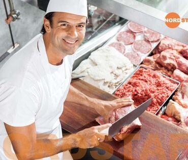 рубщик мяса в Кыргызстан: Требуется мясник. Ответственный парень. Обязательный опыт в подобной