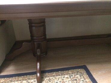 купить гос номер бишкек в Кыргызстан: Срочно продаю гостевой стол (трансформер ) новый не пользованный