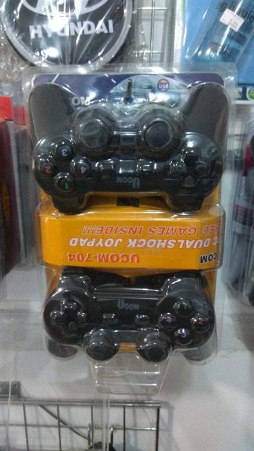 Crystal PC DualShock JoyPad в Баку