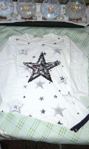 Majce i bluze, prodaju se pojedinacno br. 8;Majca sa zvezdom duzina - Smederevo