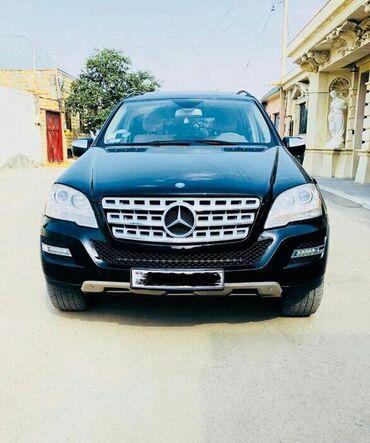 mercedes ml - Azərbaycan: Mercedes-Benz ML 350 3.5 l. 2009 | 141470 km