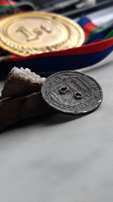 qepikler - Azərbaycan: 1936 ci ilin qepiyi  qepik qepikler kolleksiya Satilir antik