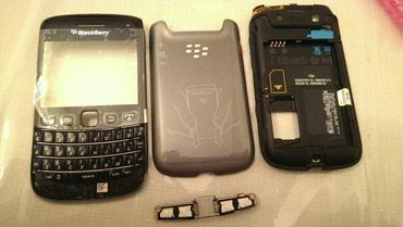 Bakı şəhərində BlackBerry - 9790 - 9360 modelleri ucun original korpus ideal