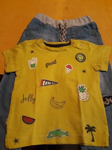 Beba Kids Farmerke i majica vel.2 - Vrsac