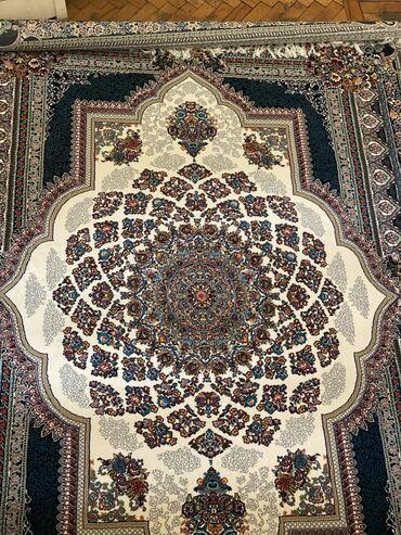 Eni : 1.5 uzunu : 2.30 Temiz Iranin Tebriz xalcasi