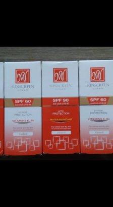 """Bakı şəhərində """"MY sunscreen cream SPF 60- 90"""" Almaniya kremiləri – 60-90 %"""