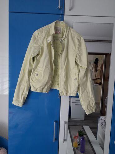 Ženska odeća   Kladovo: Berska jaknica,M
