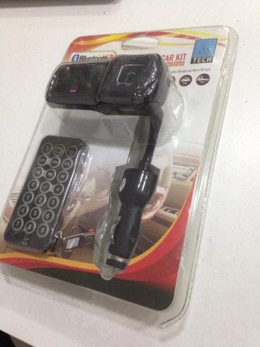 Bakı şəhərində FM Modulyat Bluetooth Car kit