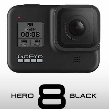 Avtomobil elektronikası - Azərbaycan: Go Pro Hero 8 Black Edition 679 Azn Bakıda var satışda hal hazırda