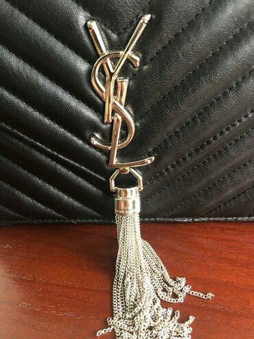 Женская сумка. Копия yves saint laurent, б/у. Отличное состояние