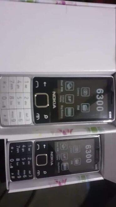 Mobilni telefon NOKIA 6300 Dual SIMEkran: 2.8 inčaOtključan za sve