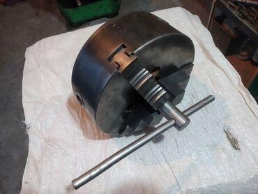 токарные патроны в Кыргызстан: Токарный патрон новый,диаметр 200, не был в работе, обратных кулачков