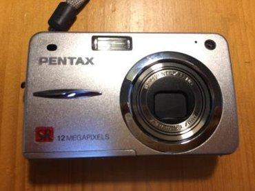 фотоаппарат pentax в Кыргызстан: Продаю (состояние идеал) цифровой фотоаппарат pentax optio a40