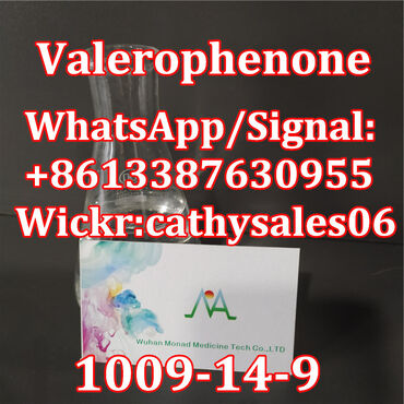 Top Quality Valerophenone CAS 1009-14-9 1-Phenyl-1-Pentanone With Best