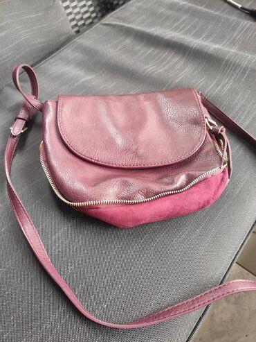 Akcija. Bordo torba kao nova, nije koriscena !