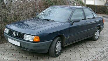 audi-80-1-8-quattro - Azərbaycan: Audi 80 1.6 l. 1993 | 2500 km