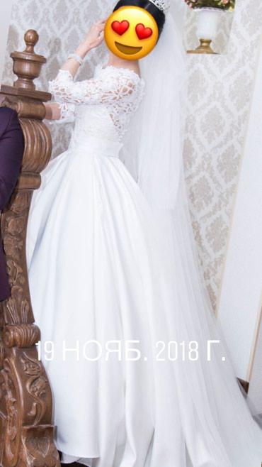 Продается свадебное платье. в Бишкек