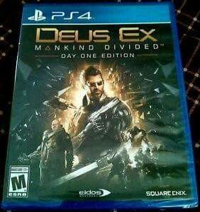 Deus Ex Mankind Divided, odlicna igra koju svakako treba odigrati. - Novi Sad