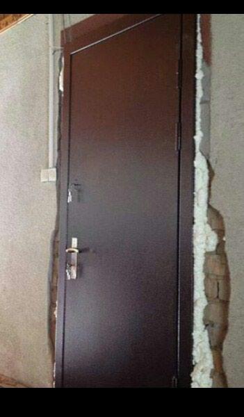 Установка бронированных дверей 1500 сом доставка по городу бесплатно в Бишкек