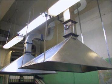 промышленная вытяжка в Кыргызстан: Вентиляция вытяжка Вытяжка кухонная сливна заказзаказ менен жасайбыз