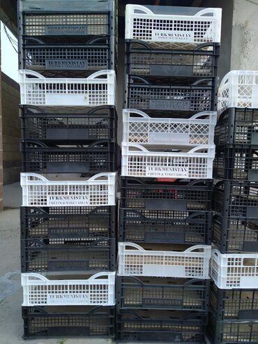 ящик-пластмассовый в Кыргызстан: Пластмассовый ящики высота 15см, ширина 40 см