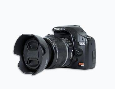 Продам фотоаппарат Canon Rebel T1i в Бишкек