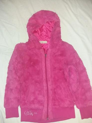 Prelepa jakna za devojcice. vel.pise 14 ali realno je manja - Paracin - slika 2