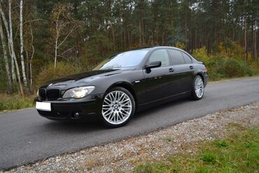 BMW 7 series 3 l. 2007 | 201000 km