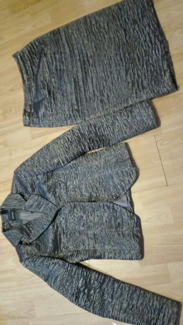 Komplet-suknja - Srbija: Komplet.  Sako i suknja.  velicina 38