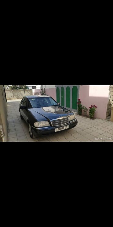 brilliance m2 1 8 at - Azərbaycan: Mercedes-Benz 1.8 l. 1996