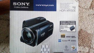 Продаю видео камеру sony handycam hdr-xr150e в Бишкек