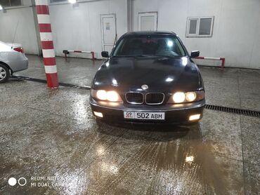 bmw m5 4 4 m dkg - Azərbaycan: BMW M5 2.5 l. 2000 | 222222 km