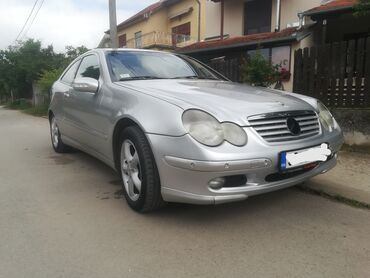 Bmw 1 серия 123d at - Srbija: Mercedes-Benz C 180 1.8 l. 2002 | 285000 km