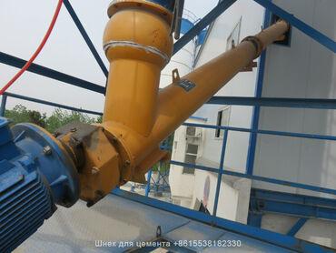 uslugi jelektrika santehnika plotnika в Кыргызстан: Шнековый конвейер для подачи цемента использован для того чтобы подачи