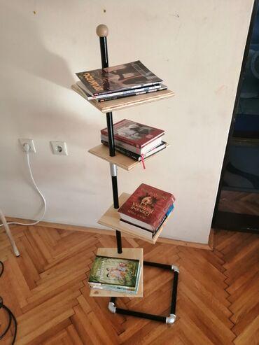 Nameštaj - Futog: Polica za knjige