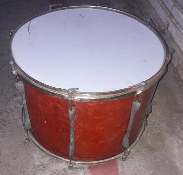 Барабаны в Кыргызстан: Продаю барабан,состояние как на фоте,диаметр где то 53 см
