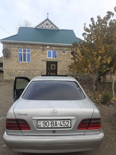 Mercedes-Benz E 240 1997 | 504968988 km