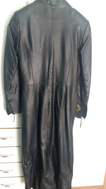 Δερματινο γυναικειο παλτο σε αριστη κατασταση φορεμενο ελαχιστα. σε Υπόλοιπο Αττικής - εικόνες 2