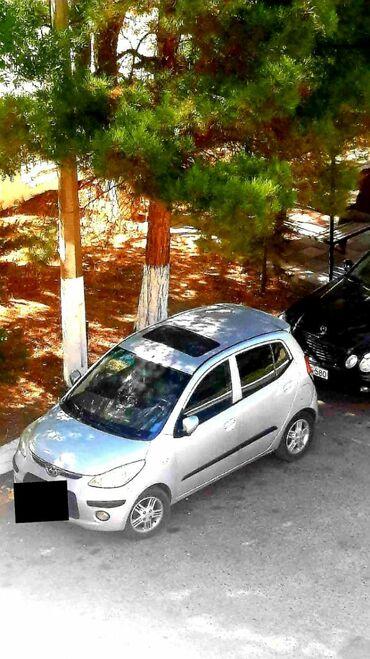 Hyundai i10 1.2 l. 2009 | 169000 km