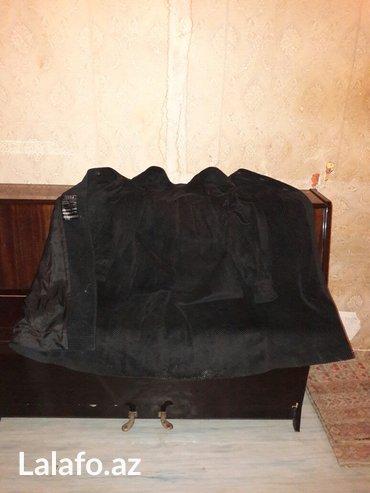 Bakı şəhərində Vilvet palto qadın ücün