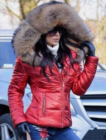 Zimska jakna, univerzalna veličina