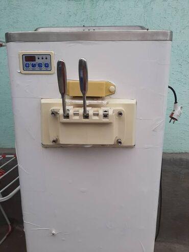 Услуги - Кара-Суу: Мороженое аппарат с стабилизатором состояние отличное цена договорная